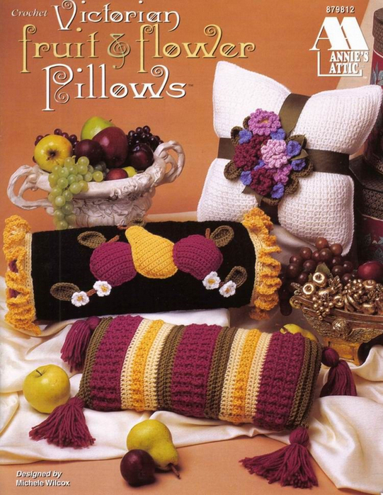 Victorian Fruit and Flower Pillows FC (541x700, 456Kb)