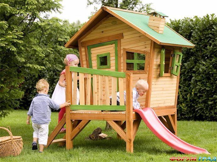 Обустраиваем детскую площадку на дачном участке (1) (690x517, 433Kb)