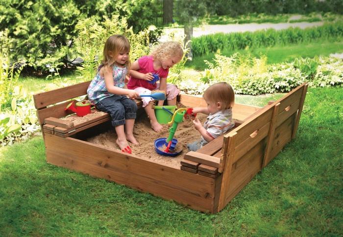 Обустраиваем детскую площадку на дачном участке (2) (700x483, 456Kb)