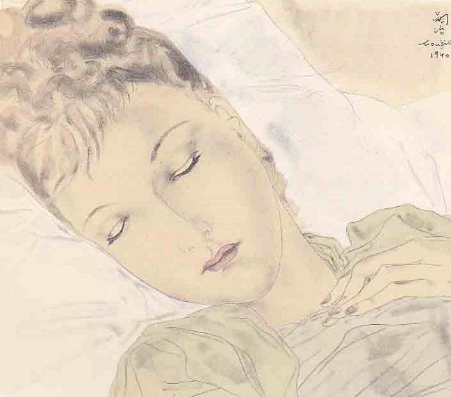 + Sleeping Woman... (649x572, 208Kb)