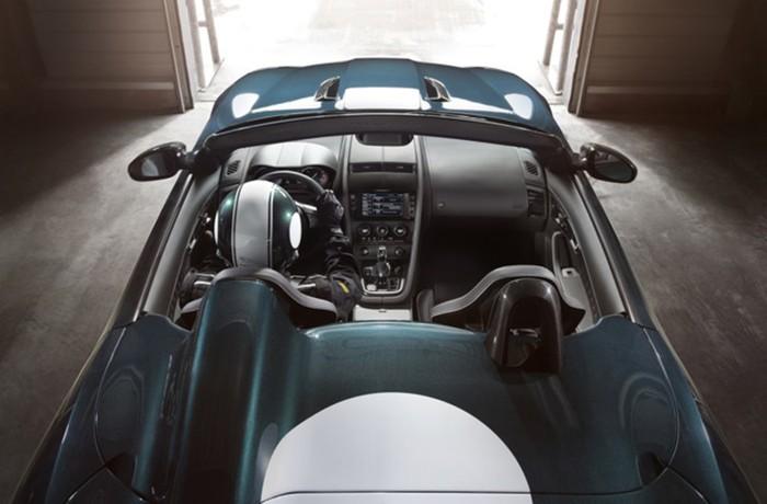 Самый мощный - новый Jaguar разгоняется до 100 км/ч за 3,9 секунды