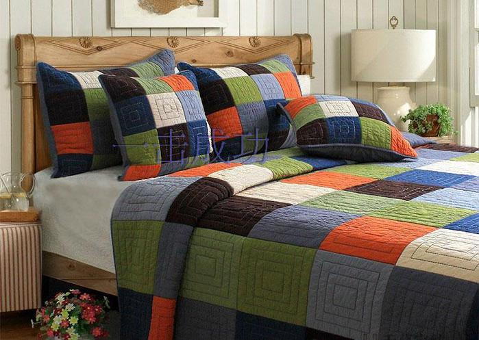 American-100-cotton-patchwork-quilting-three-piece-set-bed-cover-bedspread-air-conditioning (700x497, 68Kb)