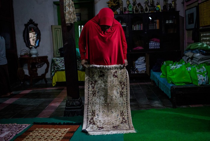 Фото: Будни единственной в мире школы для мусульман трансгендеров