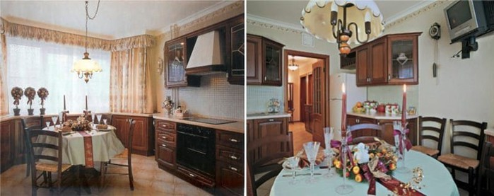 Слово «тюль» какого рода в русском языке? Бонус: Кухня с эркером - уютные дизайнерские решения
