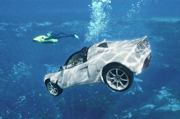 Тонущий автомобиль: как из него спастись? Простые правила, которые сберегут вам жизнь