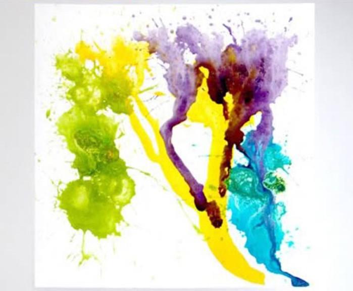 Самые неадекватные художники, использующие странные «кисти» и «краски» для своих сумасшедших картин