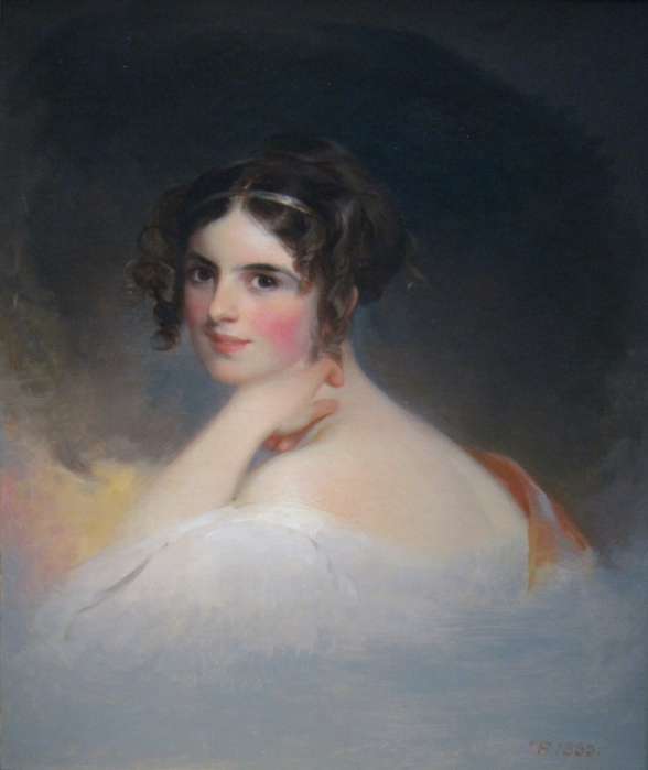 5229398_Frances_Anne_Kemble_as_Beatrice_by_Thomas_Sully (588x700, 211Kb)