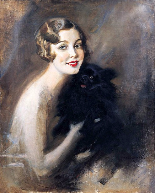 portrait-of-a-lady-with-a-little-black-dog (494x615, 293Kb)