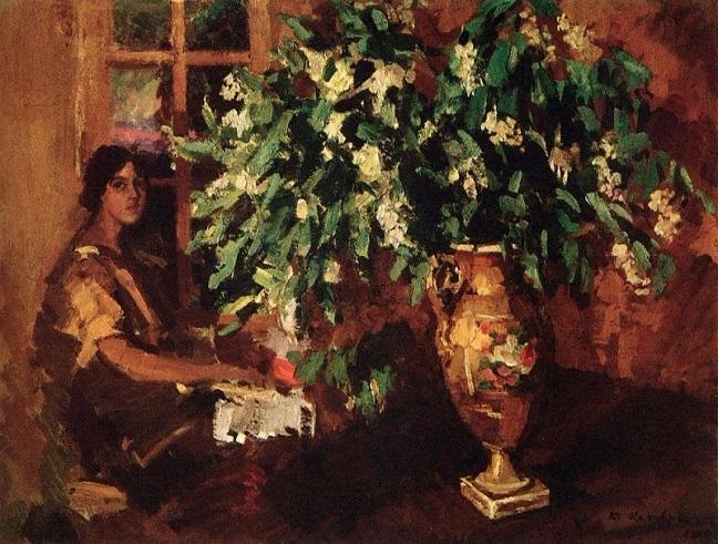 Черемуха. 1912 (648x491, 424Kb)