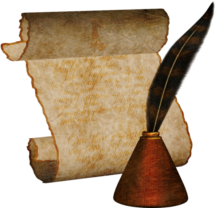 helly_rememberthemagic_quill-parchment (700x678, 660Kb)