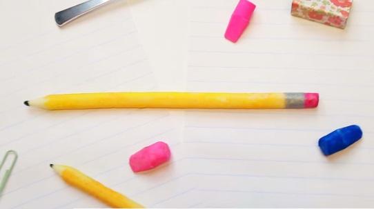 Смотреть как сделать съедобные школьные предметы