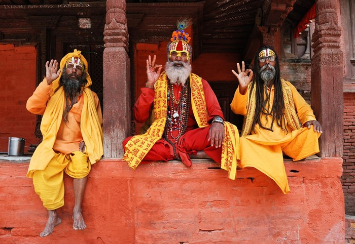 Кое что об индийских факирах