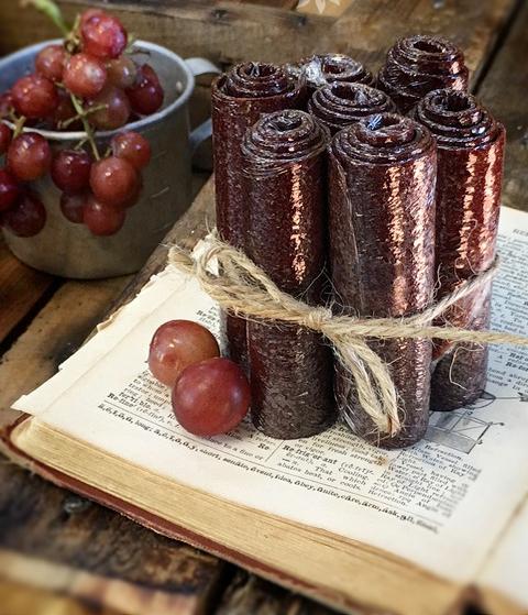 Пастила из винограда рецепт