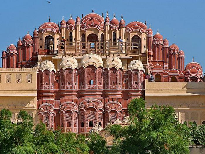 Jaipur India  city photos : Дворец Ветров. Обсуждение на LiveInternet ...