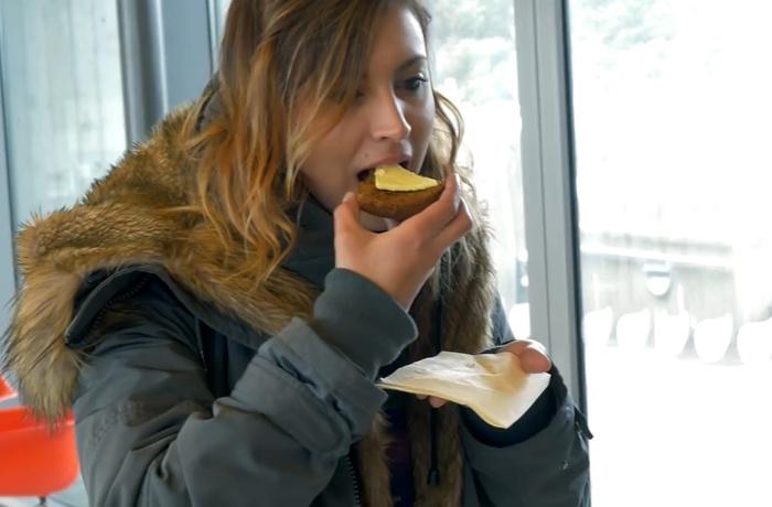 Как испечь вулканический хлеб в Исландии