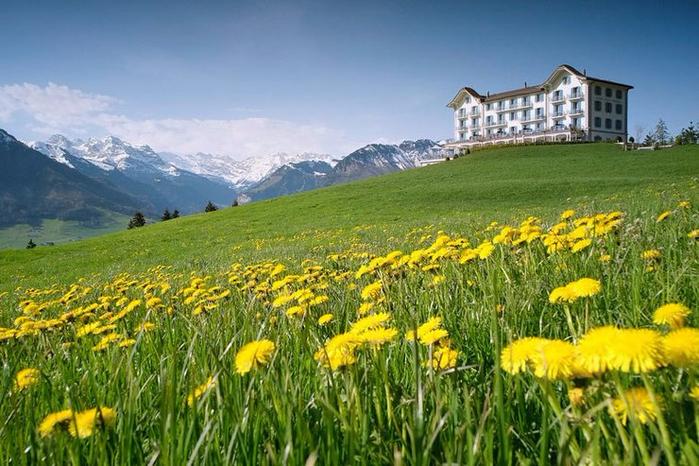 отель Villa Honegg 2 (700x466, 416Kb)