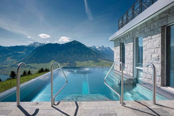 отель Villa Honegg 4 (700x466, 339Kb)
