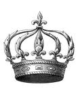 Превью 91735213_large_vintage_fleur_de_lis_crown_graphicsfairysm (540x699, 173Kb)