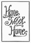 Превью Advertisements 1 Home Sweet Home pencil (498x700, 128Kb)