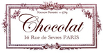 Превью french frame chocolat vintage image graphicsfairysm (400x207, 103Kb)