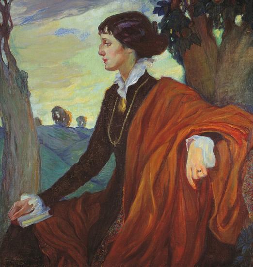 Olga_kardovskaya_portret_ahmatovoy_1914_szh_16 (522x550, 230Kb)