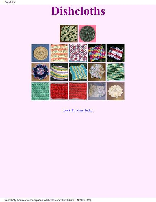 Dishcloths JPG Club Julie Bolduc (0) (540x700, 32Kb)