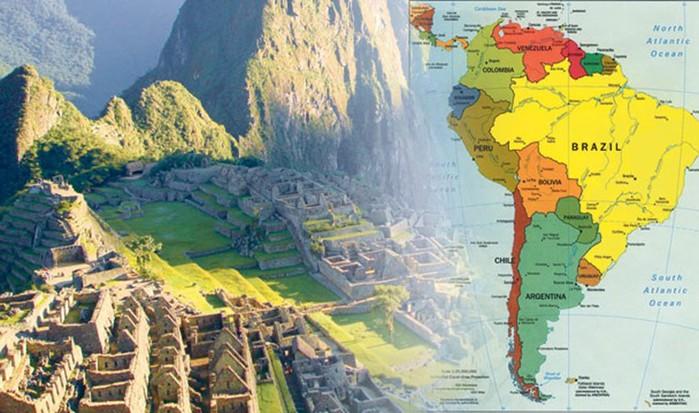 Записки стюардессы   путешествие в Латинскую Америку (впечатления)
