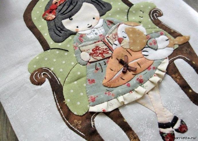 Лоскутное панно в детскую комнату (13) (690x493, 205Kb)
