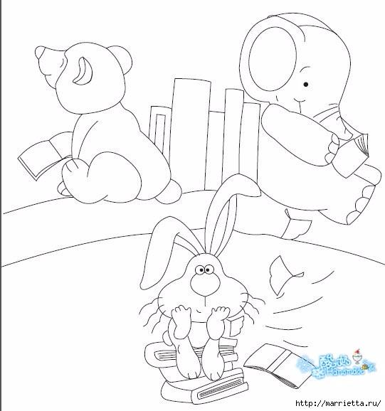 Лоскутное панно в детскую комнату (29) (541x578, 115Kb)