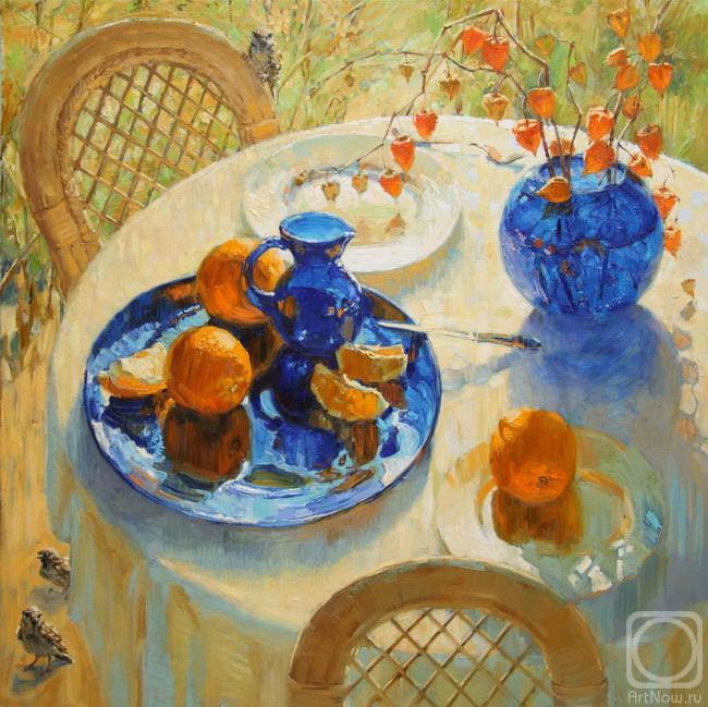 Павлова Мария. Завтрак (650x649, 78Kb)