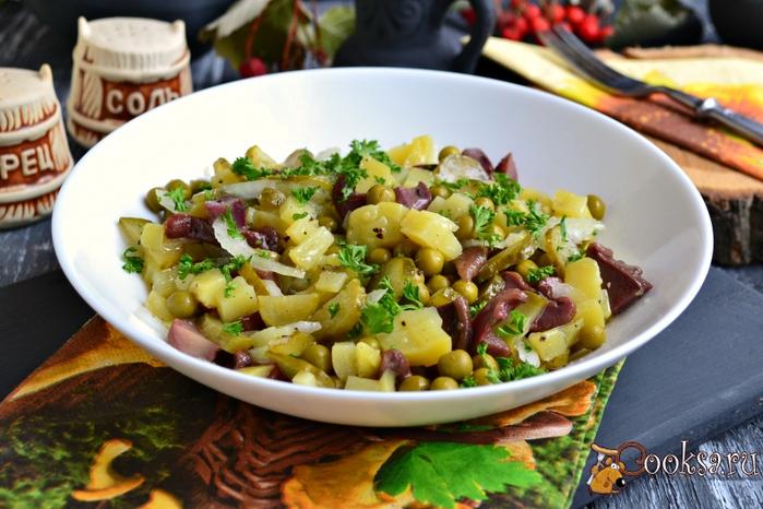 recipes9929 салат деревенский постный (700x466, 400Kb)
