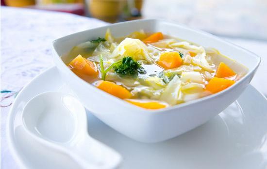 рецепты овощных супов с перловкой