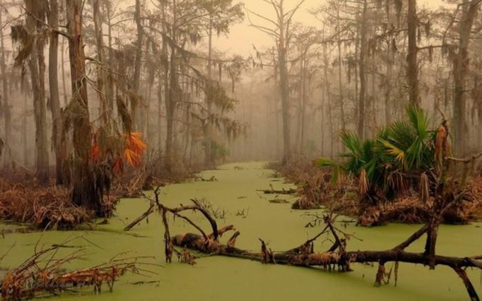Топ-7 самых опасных и страшных мест на планете