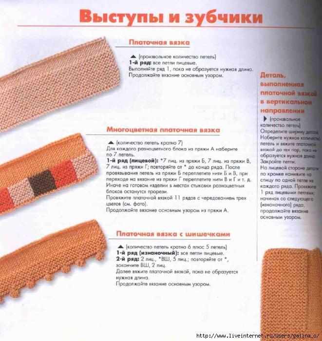 Как исправить вязаное изделие