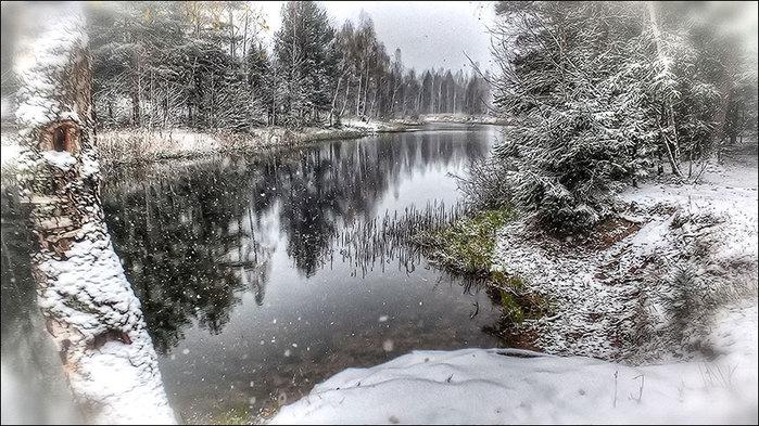 Лесное озеро/3673959_3 (700x393, 121Kb)