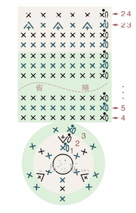 Вяжем крючком ушастых зайцев. Схемы и описание (15) (270x422, 91Kb)