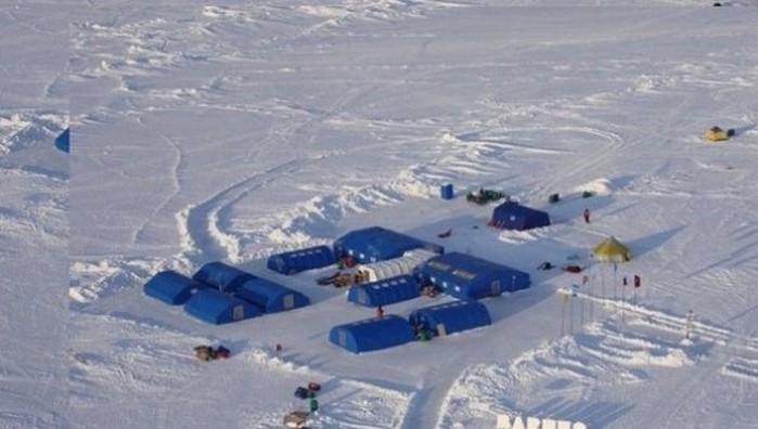 Как отправиться в путешествие на Северный полюс   дрейфующая станция Барнео