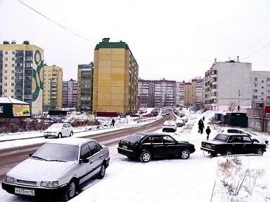 первый снег (384x288, 59Kb)