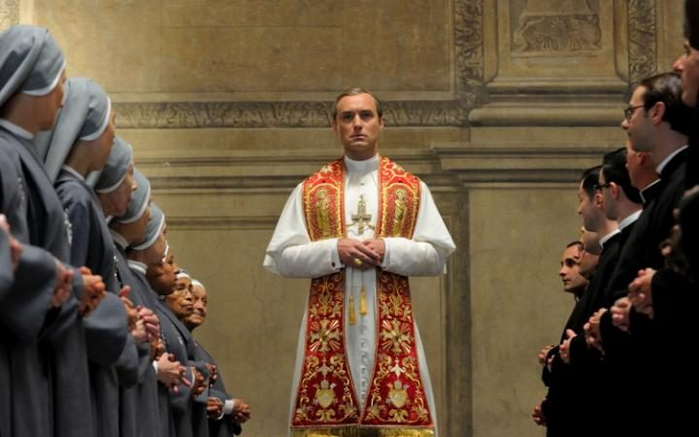 Сериал Молодой Папа (The Young Pope) – о регилии и для религии.