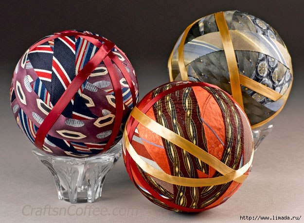 diy-deco-spheres-with-old-ties (625x460, 202Kb)