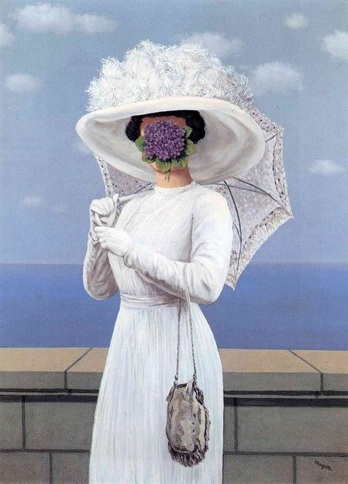 Renè Magritte La grande guerre, 1964 (503x700, 337Kb)