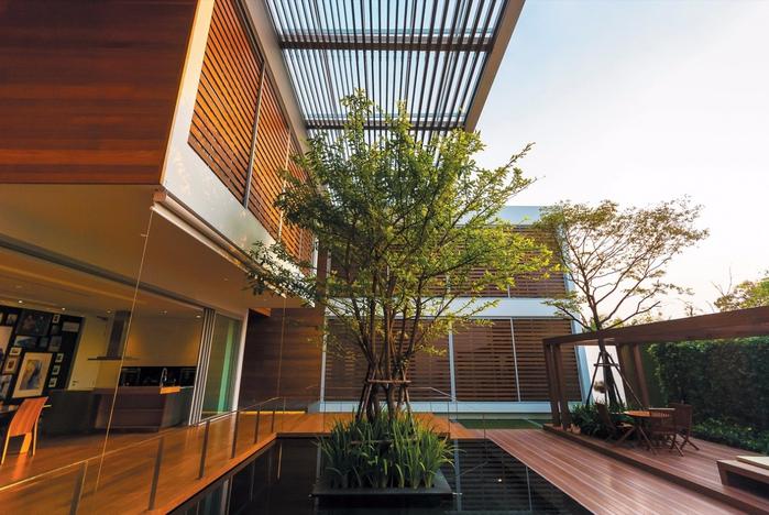 красивый дом с садом 11 (700x468, 401Kb)