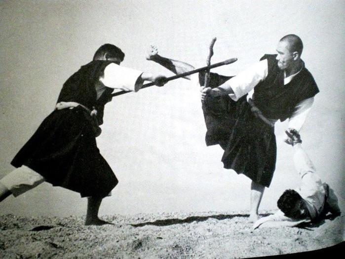Боевое искусство для реальных воинов: сёриндзи кэмпо