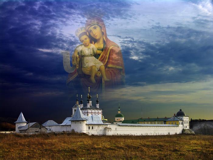Православные храмы обои на рабочий стол 7