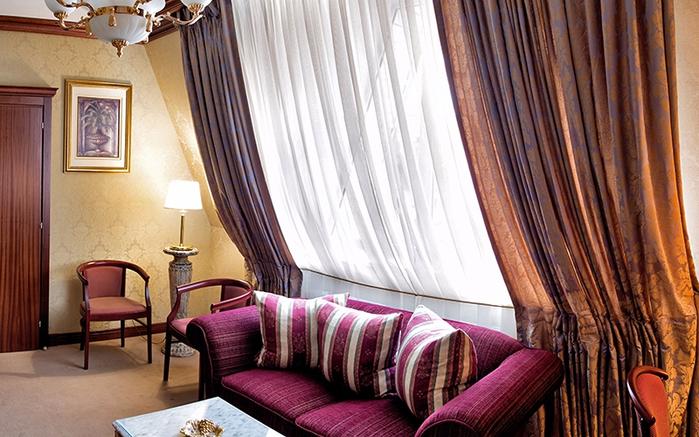 Элегантный и уютный отель Premier Hotel Aurora (700x437, 408Kb)