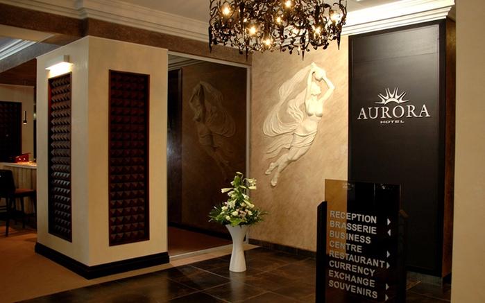 Элегантный и уютный отель Premier Hotel Aurora (700x437, 340Kb)