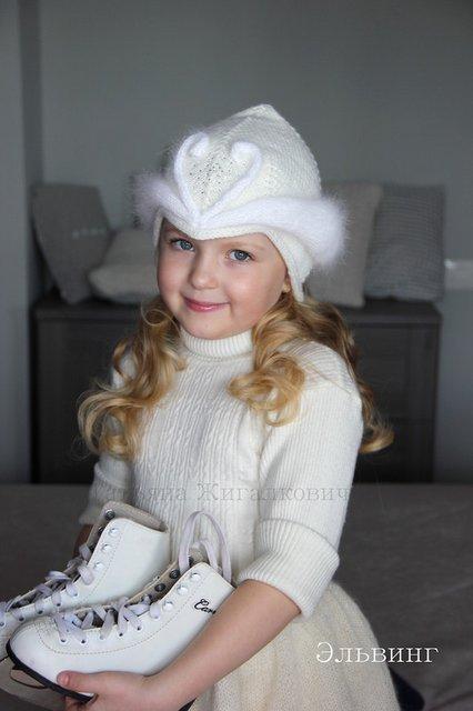 вязаная-шапочка-для-девочки- (426x640, 135Kb)