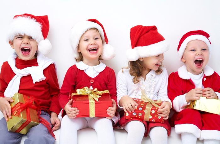 Новый год для детей подарки