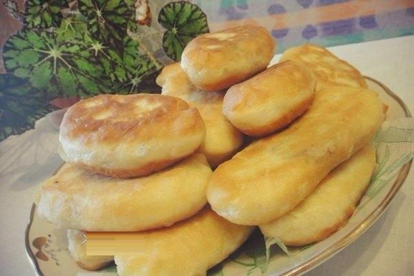 пирожки печеные с картошкой простой рецепт
