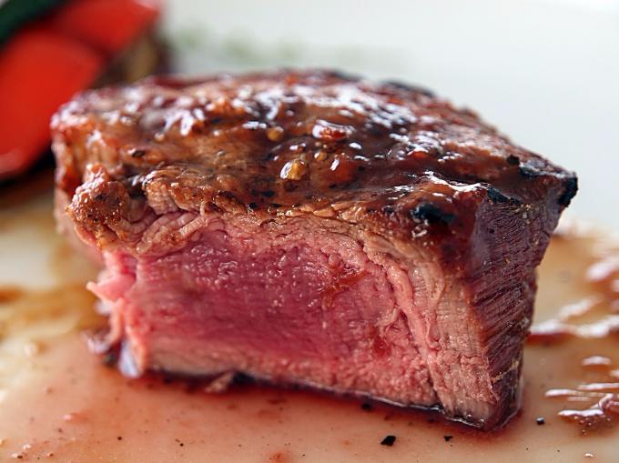 Блюда из кусков мяса рецепты